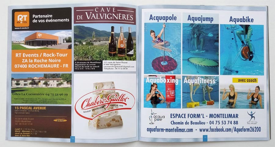 Création de catalogue vaucluse by graficjooz